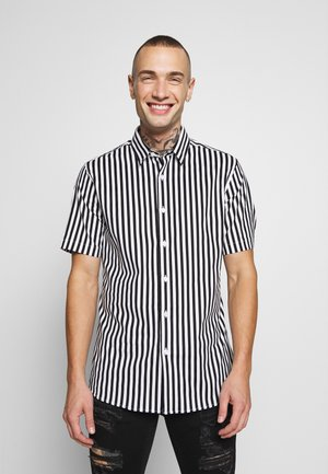 STRIPE - Camicia - black