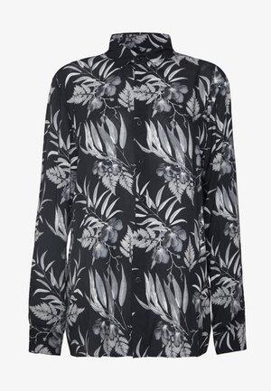 MONO FLORAL NORSEN - Skjorte - denim