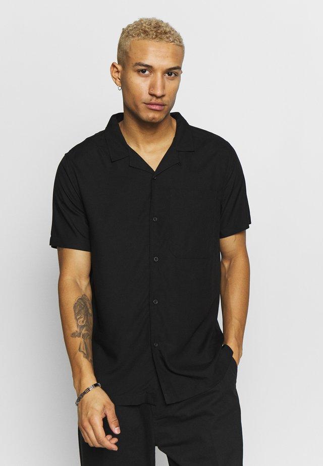 REVERE - Camicia - black