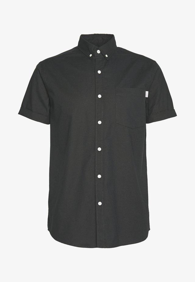 REGULAR - Camicia - black