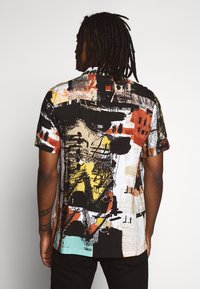 Topman - ABSTRACT PRINT  - Skjorta - black - 2