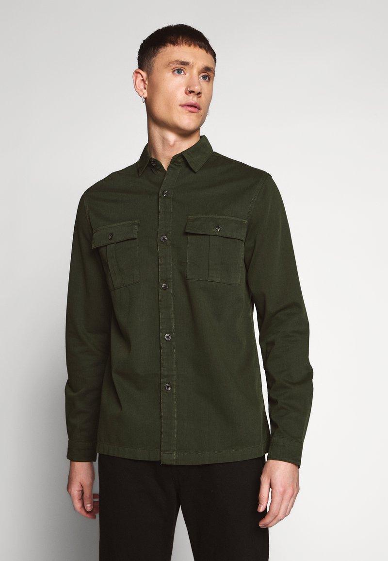 Topman - Camicia - green