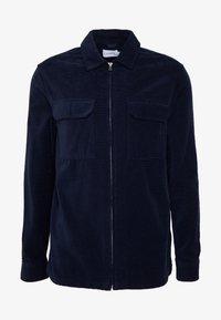 Topman - Košile - dark blue - 4