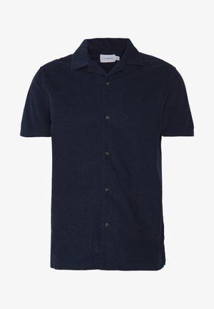 MICRO REVERE - Camicia - navy