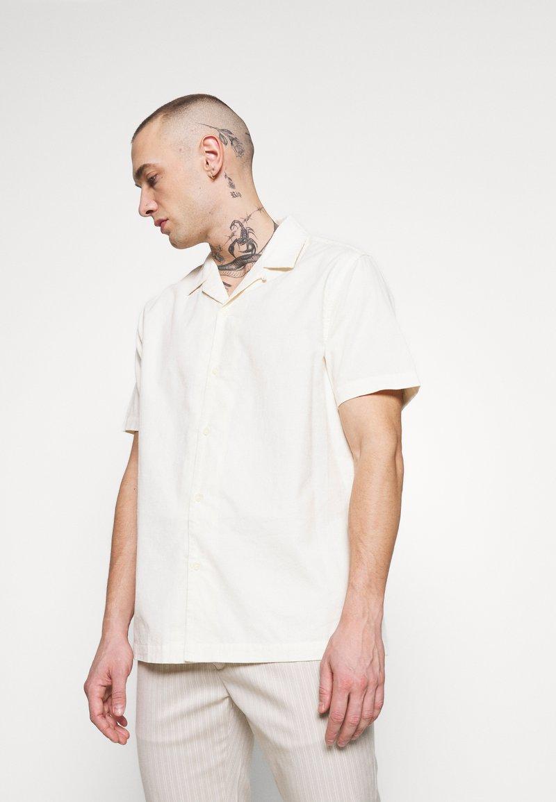 Topman - REVERE - Skjorta - off white