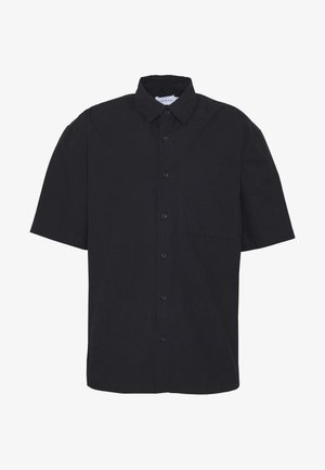OSIZE NEW SHAPE TRIAL - Camicia - black
