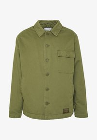 Topman - MILITARY DECK JACKET - Light jacket - green - 5