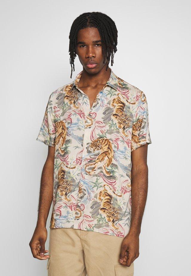 STONE WATER TIGER NORSEN - Skjorte - multicolor