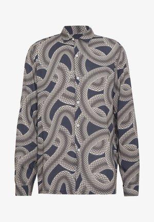 SNAKE REVERE - Overhemd - grey