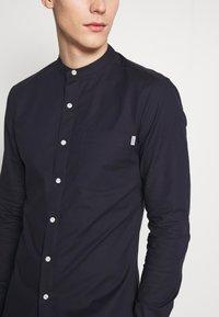 Topman - OXFORD - Camicia elegante - navy - 6