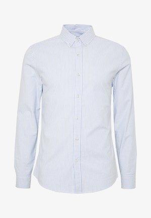 PINSTRIPE - Kostymskjorta - blue