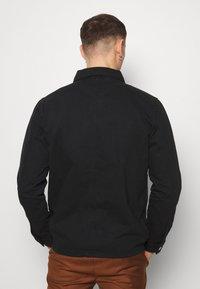 Topman - CHORE - Camicia - black - 2