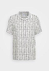 Topman - BASE CHECK REVERE - Camicia - white - 3