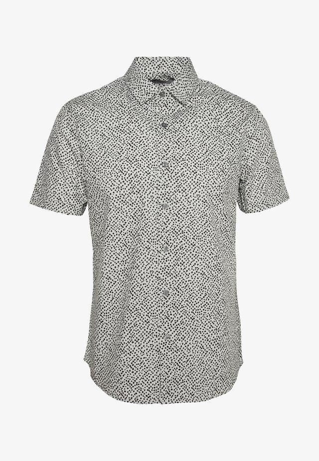 SMART MULTI MARBLE - Overhemd - stone