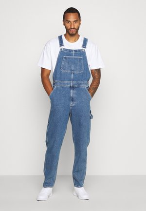 Overall /Buksedragter - mid wash