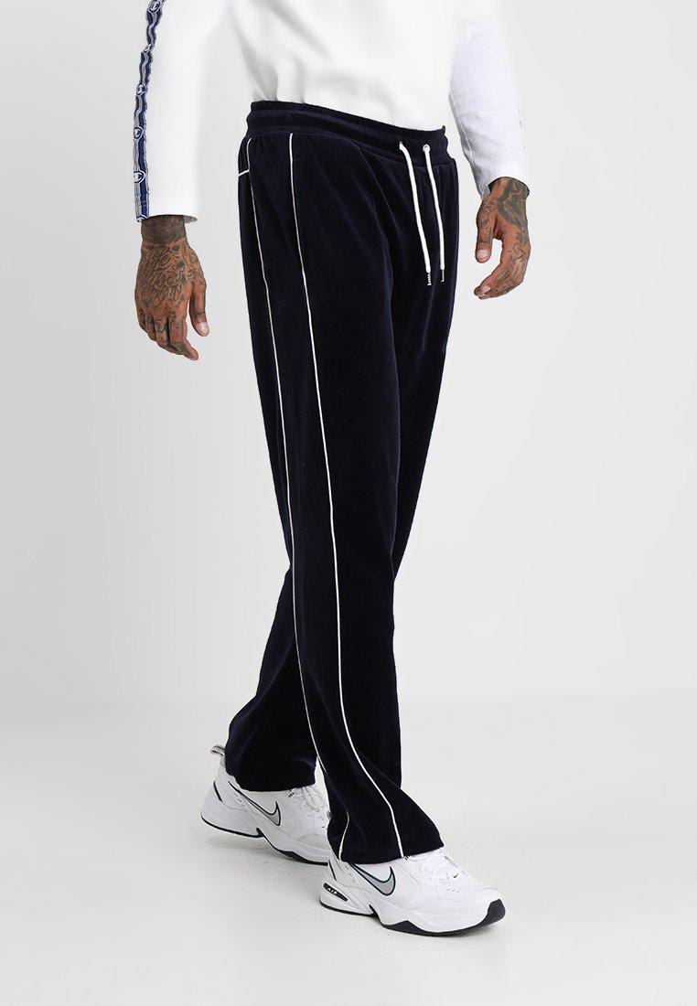 Topman - JOGGER - Jogginghose - dark blue
