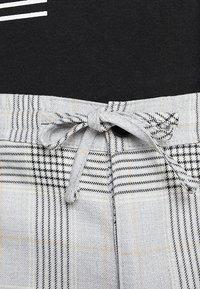 Topman - RULES CHECK - Pantaloni - grey - 6