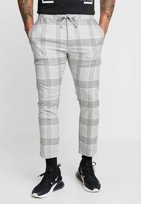 Topman - RULES CHECK - Pantaloni - grey - 0