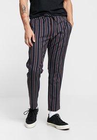 Topman - Trousers - navy - 0