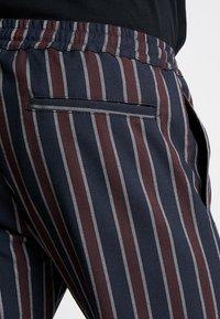 Topman - Trousers - navy - 5