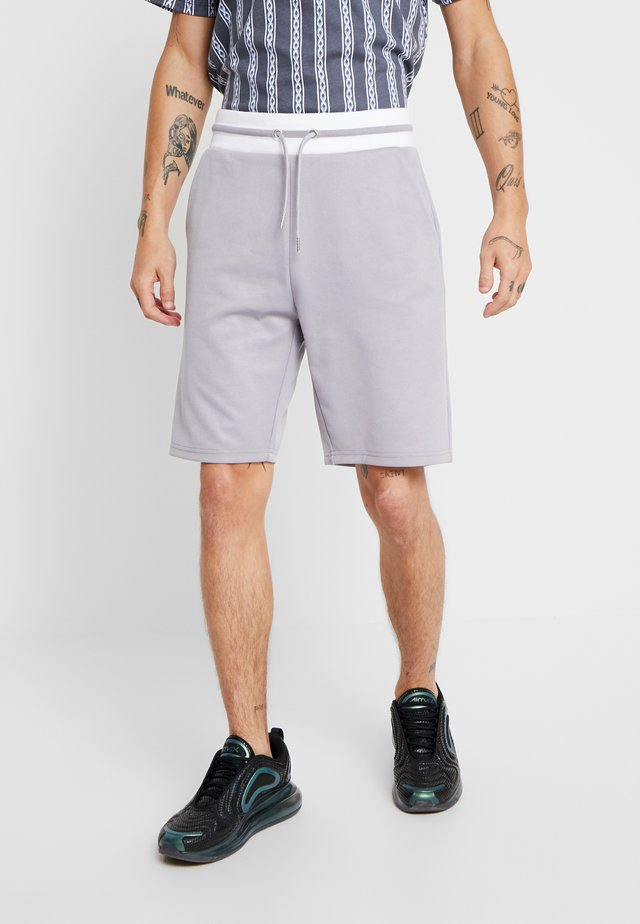 TRICO SHORT - Shorts - purple