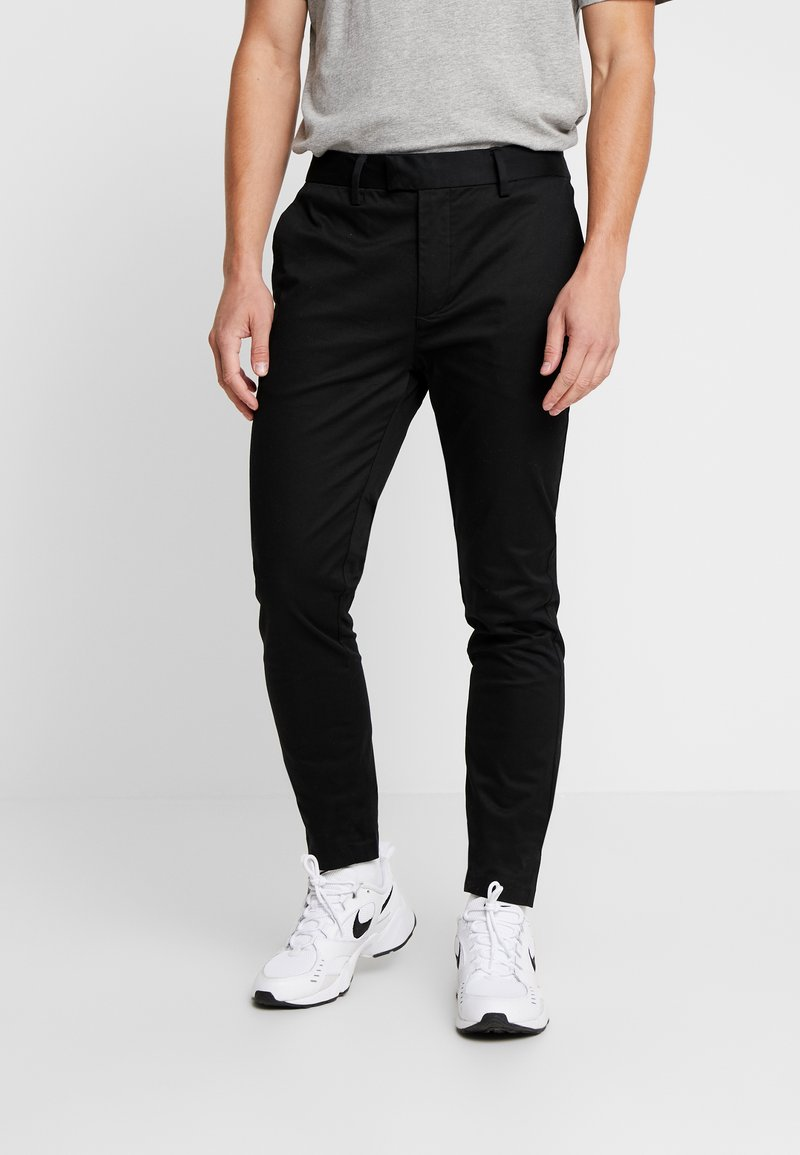 Topman - SMART - Chinosy - black