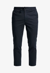 Topman - Pantaloni - dark blue - 4
