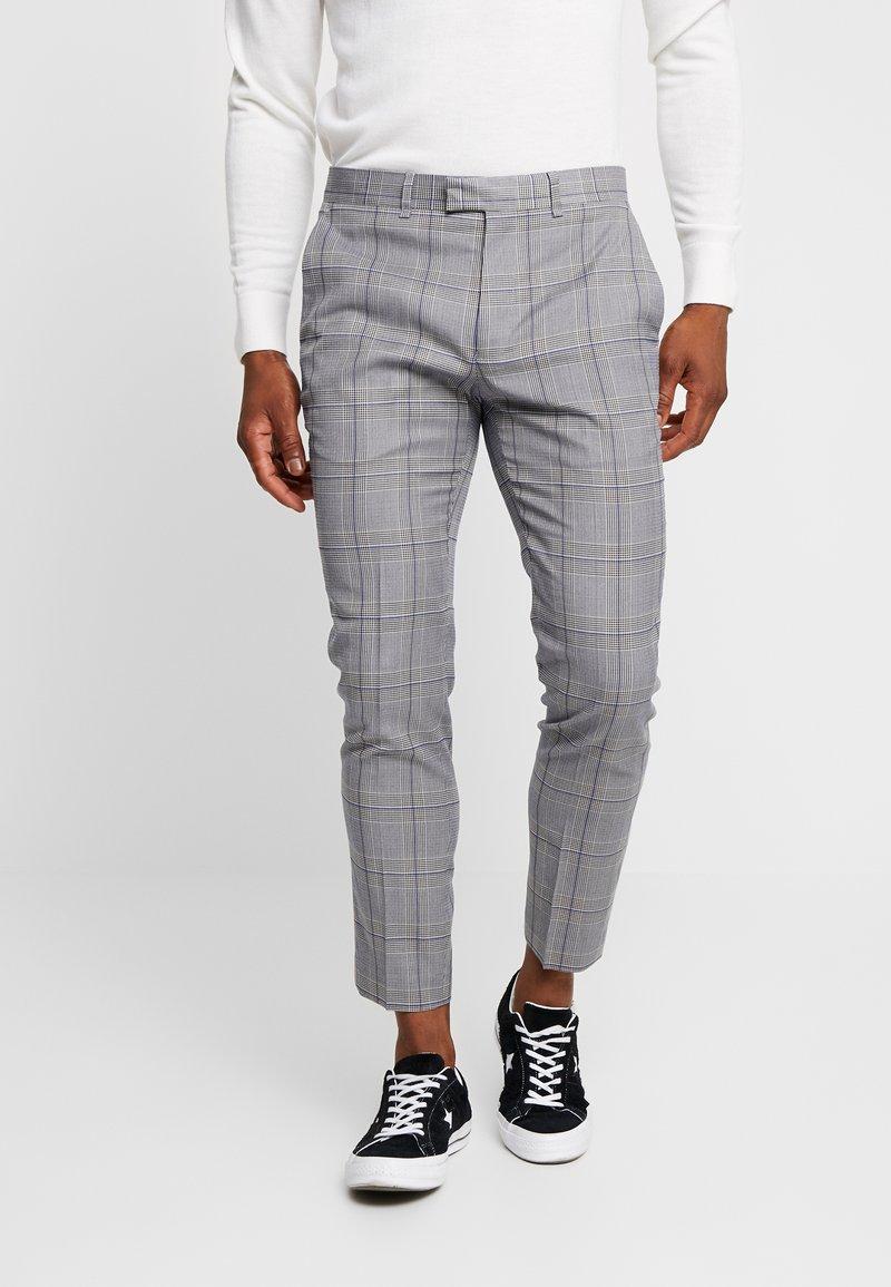 Topman - Trousers - blue