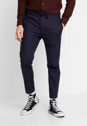 WHYATT - Pantalon classique - navy