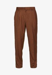 Topman - SOUTHDOWN - Kalhoty - camel - 3