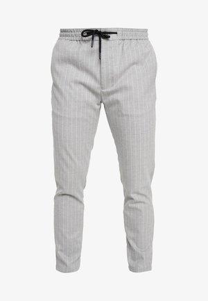 STRIPE WHYATT - Pantaloni - grey