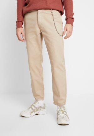 ORIGINAL - Straight leg jeans - stone