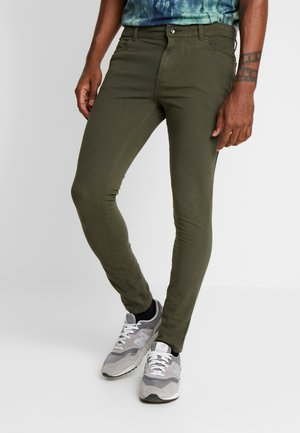 SPRAY ON - Pantalones - khaki