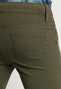 Topman - SPRAY ON - Kalhoty - khaki - 5