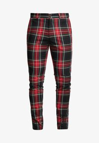 Topman - Trousers - red - 4