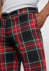 Topman - Trousers - red - 5