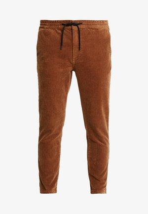 WHYATT - Trousers - tan