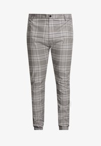 Topman - CHECK - Broek - grey - 4