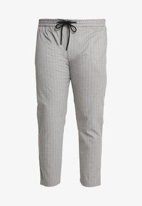 Topman - WHYATT - Trousers - grey - 3