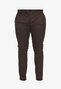 Topman - HERITAGE CHECK - Trousers - multi - 4