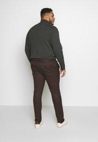 Topman - HERITAGE CHECK - Trousers - multi - 2