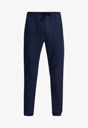 KHAKISKINNY JOGGER - Pantalon de survêtement - navy