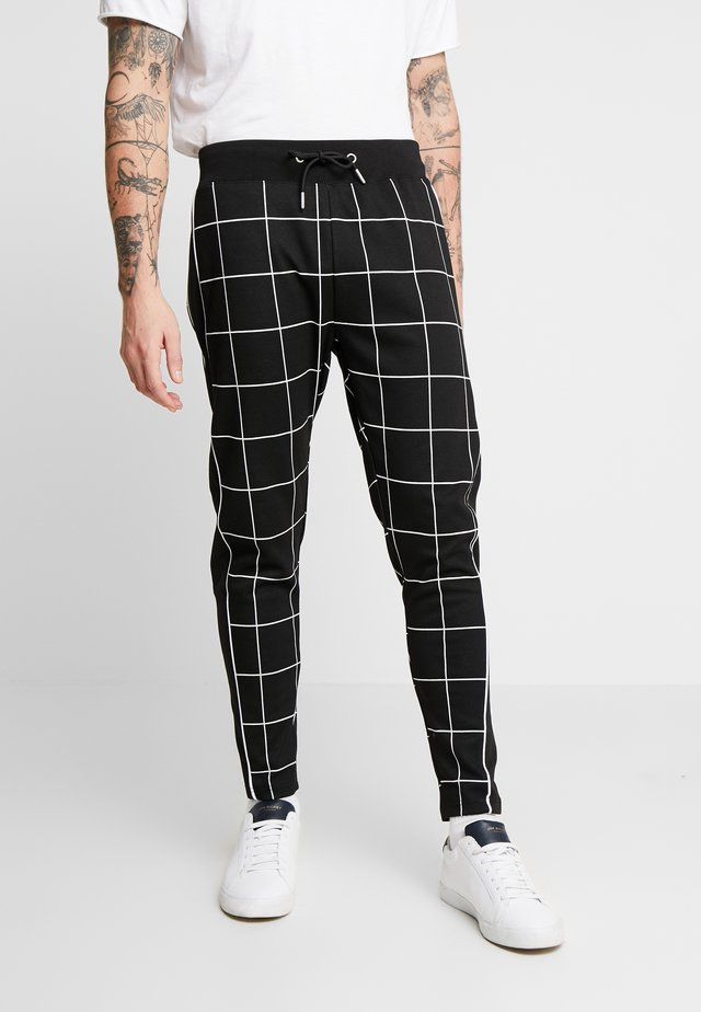 WINDOWPANE  - Pantaloni sportivi - black
