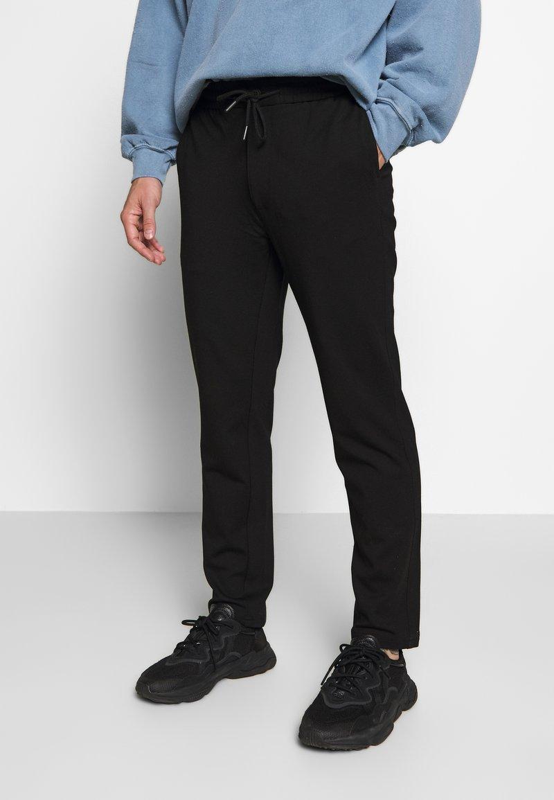 Topman - Teplákové kalhoty - black