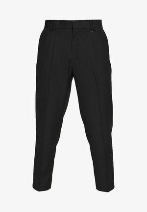 FASH SOUTHDOWN - Kalhoty - black