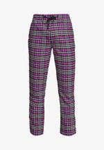 CHECK WHYATT - Trousers - lilac