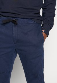 Topman - JOGGER - Pantaloni - navy - 5