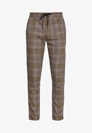 HERITAGE - Trousers - brown