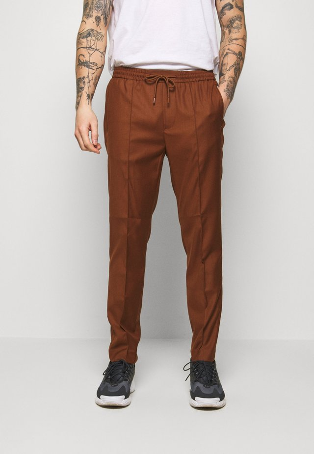 SMART JOGGER - Jogginghose - camel