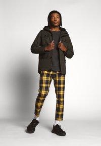 Topman - CHECK WHYATT - Kalhoty - multi-coloured - 1